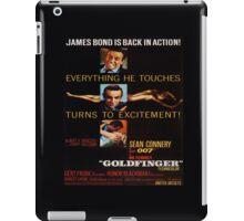 Goldfinger iPad Case/Skin