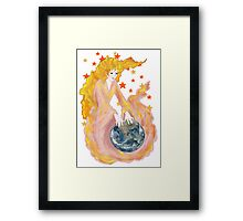 """when the child of morning, rosy-fingered Dawn, appeared"" Framed Print"
