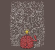 My Brain Won't Stop by Harry Fitriansyah