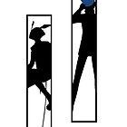 Persona 4 Naoto by Ghretto
