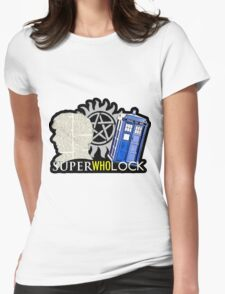 SuperWhoLock - Crossover MegaVerse T-Shirt