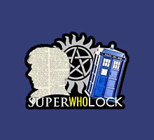 SuperWhoLock - Crossover MegaVerse T-Shirt