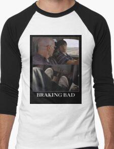 Braking Bad Men's Baseball ¾ T-Shirt