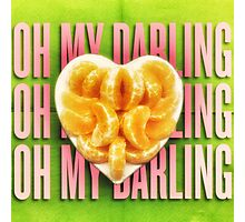 Oh my darling Clementine Photographic Print