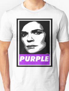 Marie's Wearing Purple Again Unisex T-Shirt