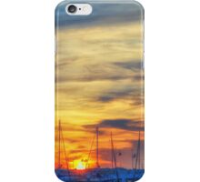 Newport California Sunset iPhone Case/Skin