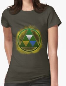 Diamond Authority-Insignia (Steven Universe) Womens Fitted T-Shirt