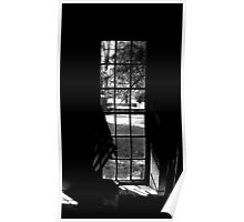 Dark Window Poster