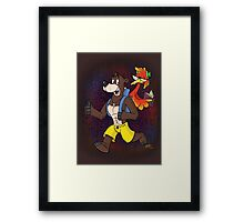 Banjo Kazooie Framed Print
