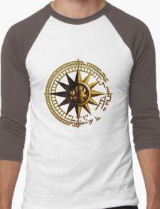 Golden Sun B Men's Baseball ¾ T-Shirt