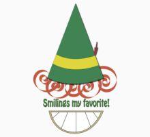 Smiling's my Favorite by riskeybr