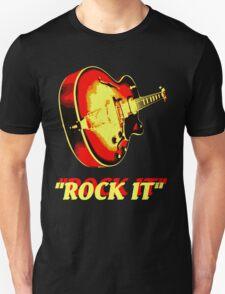 rock t-shirt Unisex T-Shirt