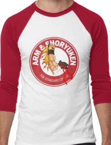 Arm & Shoryuken. The Standard of K.O. - Ryu Men's Baseball ¾ T-Shirt