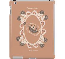 Persuasion iPad Case/Skin