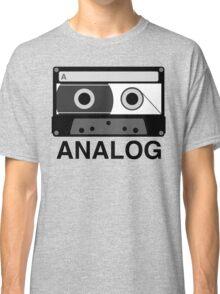 ANALOG Cassette Classic T-Shirt