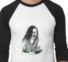 No more tricks Men's Baseball ¾ T-Shirt