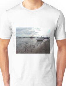 boat seaside Unisex T-Shirt