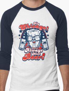 Hairy Caray Men's Baseball ¾ T-Shirt