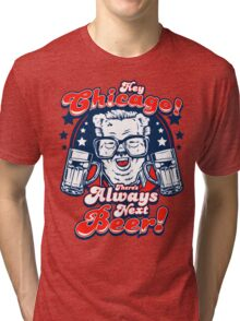 Hairy Caray Tri-blend T-Shirt