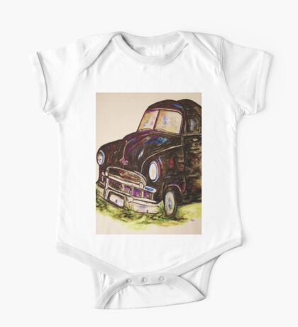 Car of Character One Piece - Short Sleeve