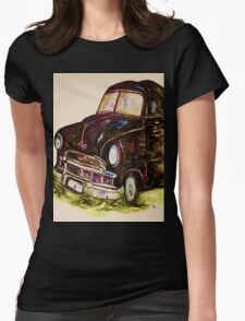 Car of Character Womens Fitted T-Shirt