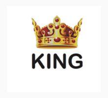 KING Design Baby Tee