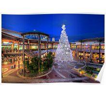 Christmas Shopping Poster