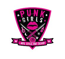 Punk Girls are still not dead! by Skroll