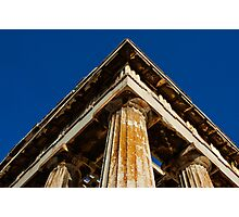 In Athens Photographic Print