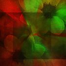 Dahlia Abstract by swaby