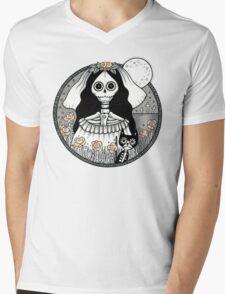 Dulce Amor Mens V-Neck T-Shirt