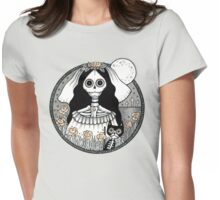 Dulce Amor Womens Fitted T-Shirt