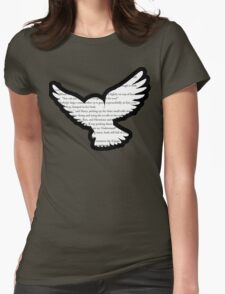 Harry Potter - Hedwig - Order of the Phoenix Womens Fitted T-Shirt