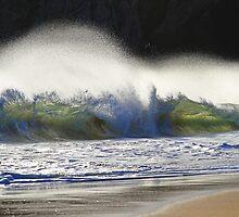 Shorebreak by Mark Haynes Photography