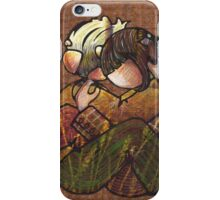 Autumn in Your Arms iPhone Case/Skin