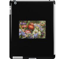 Multicolored Floral Machine Dreams #1 iPad Case/Skin