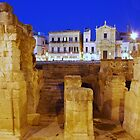 Roman Ruins &amp; Baroque  by Alessandro Pinto