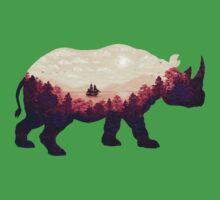 Rhinoscape Kids Tee