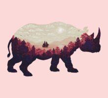 Rhinoscape One Piece - Short Sleeve