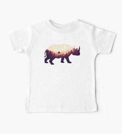 Rhinoscape Baby Tee
