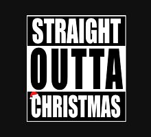Straight Outta Christmas Unisex T-Shirt