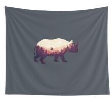 Rhinoscape Wall Tapestry