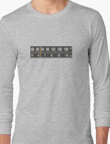 AM/FM Dual-Band Long Sleeve T-Shirt