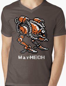 WarMECH Final Fantasy 1 NES TeeShirt Mens V-Neck T-Shirt