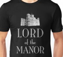 Lord of the Manor (white) Unisex T-Shirt