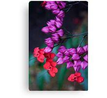 Floral Remedy Canvas Print