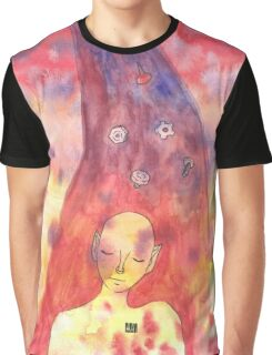 Colours of a machine Graphic T-Shirt
