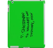 Finding Nemo Case iPad Case/Skin