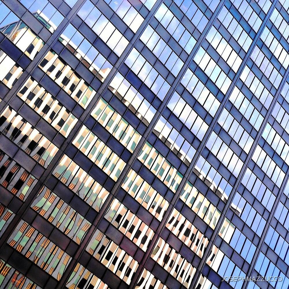 urban reflection by JOSEPHMAZZUCCO