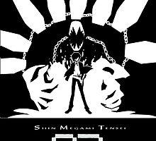 Thanatos & Minato persona 3 by Sail-p